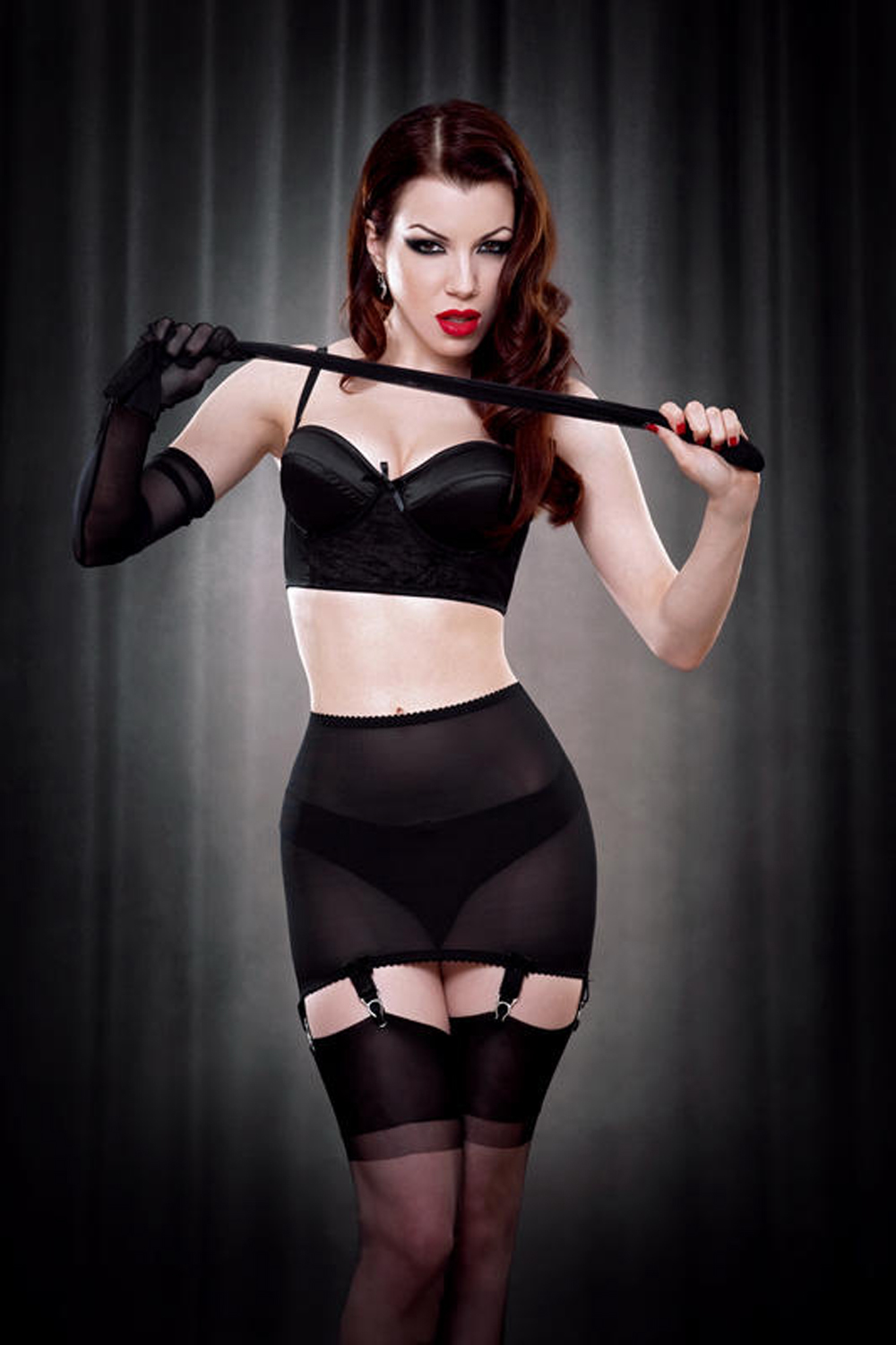 5cfea034bf4 Kiss me deadly roll on girdle. Tap to expand