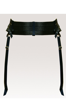 Bordelle strap suspender