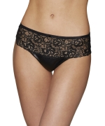 Aubade hot tanga Cuir de Rose