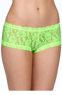 Hanky Panky boyshort Apple Zing