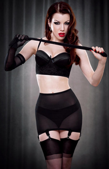 Kiss me deadly roll on girdle