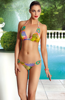 Lise Charmel bikinislip Irisation Tropical
