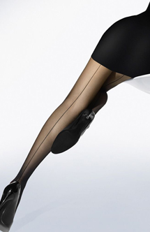 Wolford individual 10 seam tights