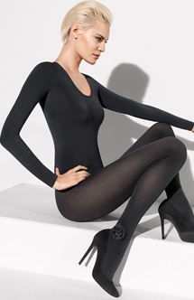 Wolford Rosalie tights