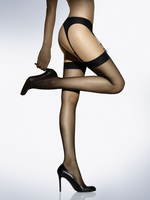 Wolford individual 10 stocking