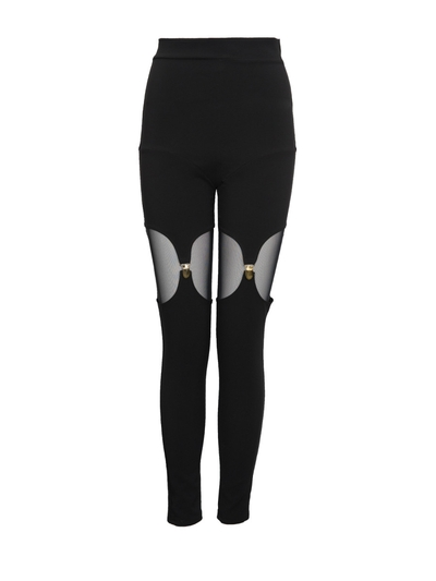 Murmur Suspender leggings